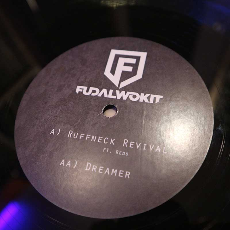 *NEW RELEASE* Ruffneck Revival / Dreamer **OUT OF STOCK**